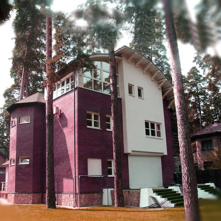 homify: Дом с мансардным этажом