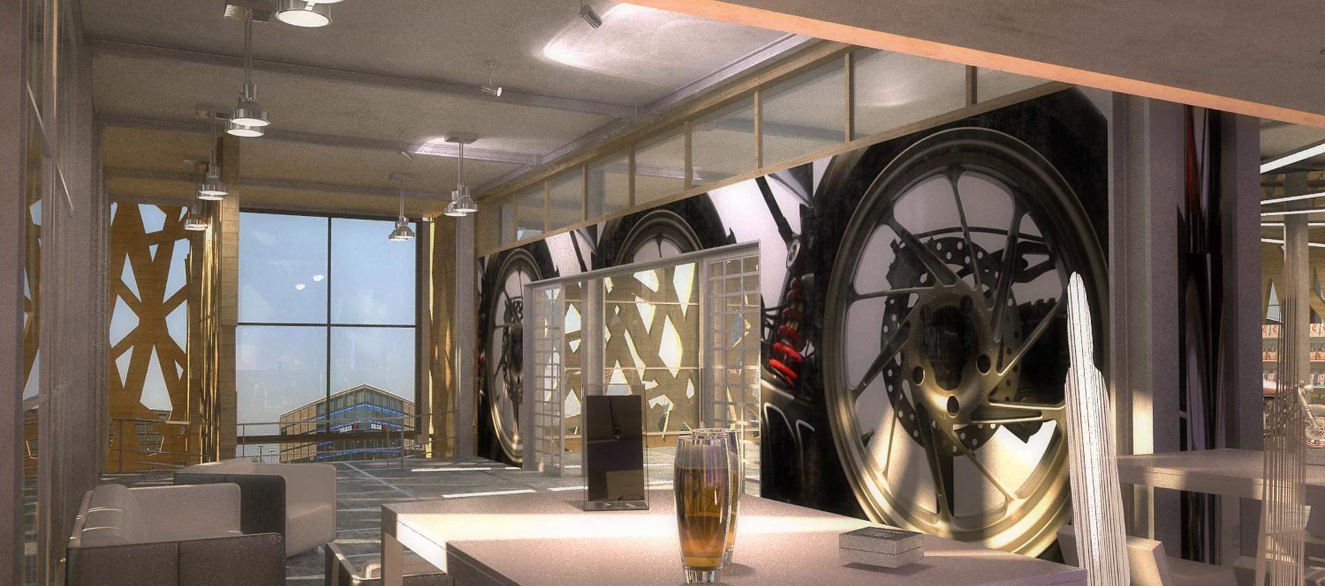 Мото Салон BMW и Harley-Davidson