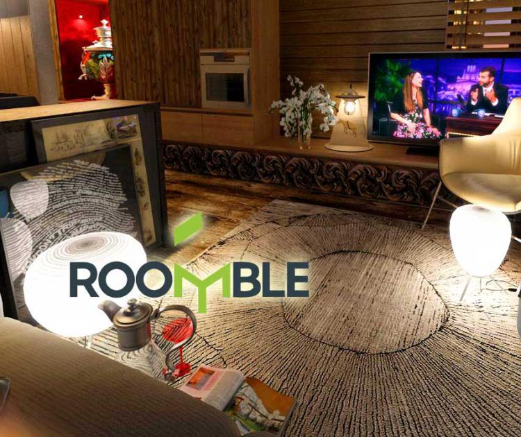 roomble.com: Как сделать функциональной квартиру площадью 28 метров...