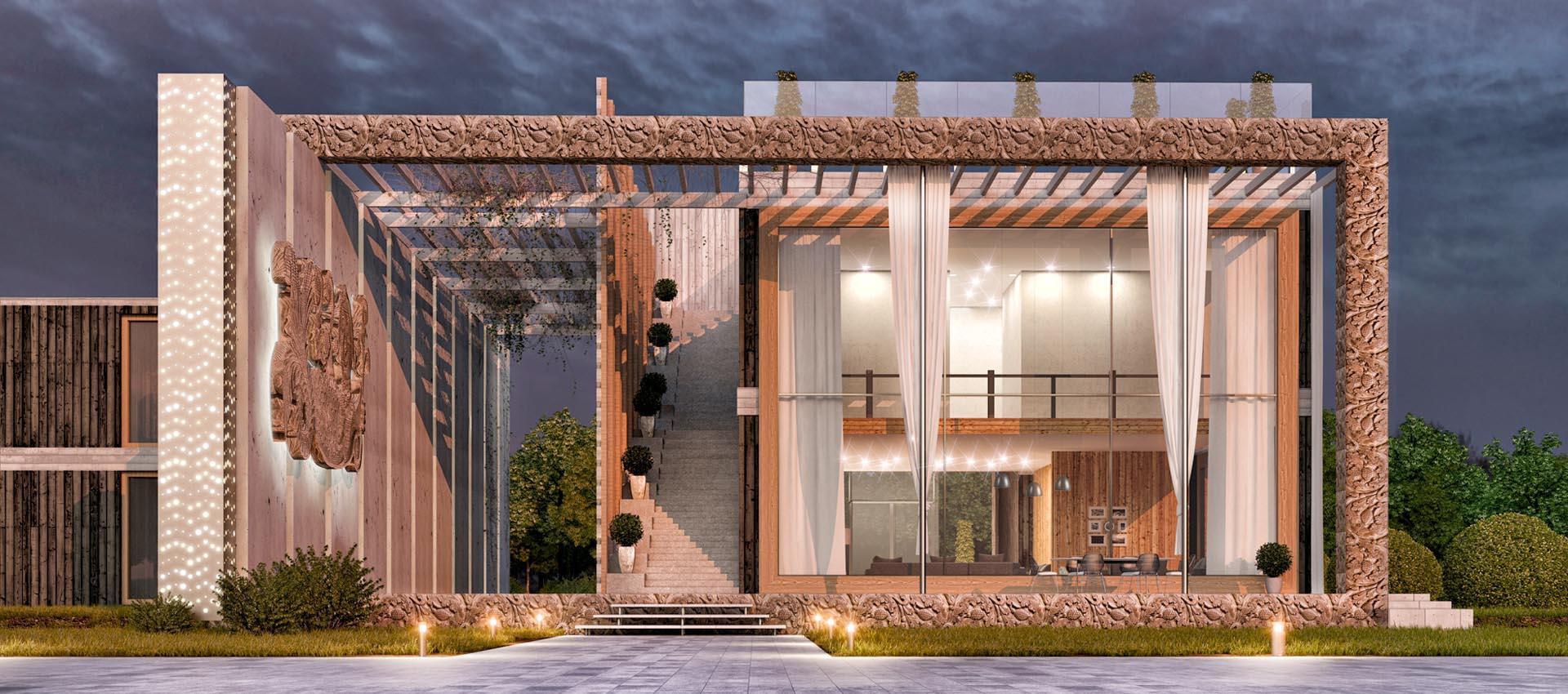 Стоимость разработки Архитектурно строительного проекта